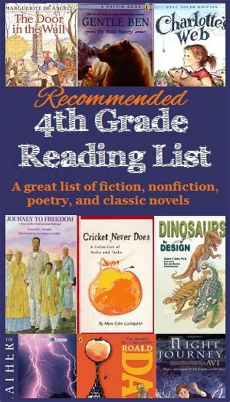 read aloud picture books for 4th grade great book series for fourth graders 10 read