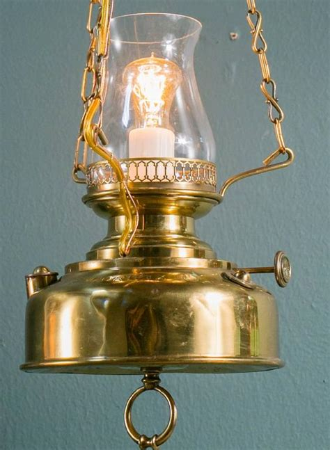 Antique Brass Hurricane Ls by Antique Hasag Calorifix Brass Lantern With Hurricane For