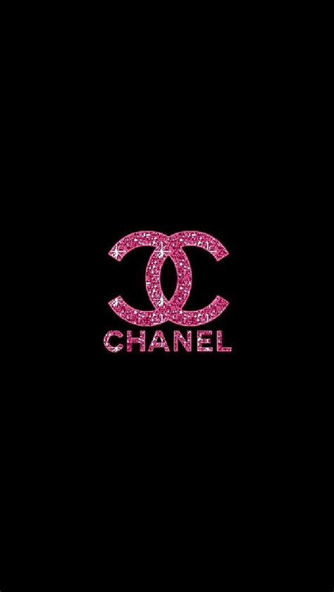 Channel Pink pink glitter sparkly chanel iphone 5 wallpaper color