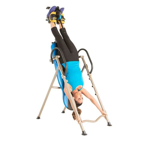 Inversion Tables To Ease Your Spinal Stenosis