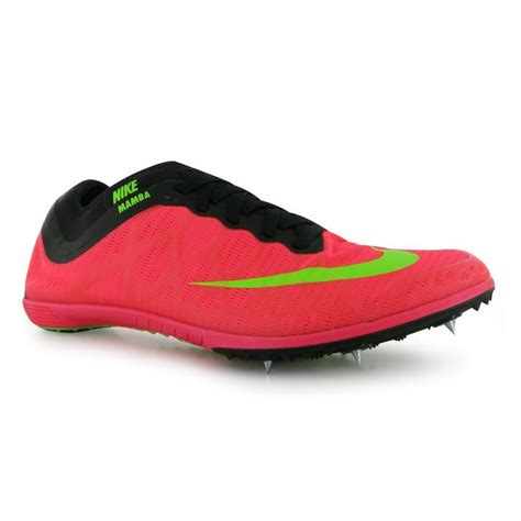 nike shoes that track your running nike mens zoom mamba 3 running spikes track field sports