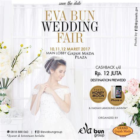 wedding expo jogja 2017 bun wedding fair maret 2017 jadwal event info