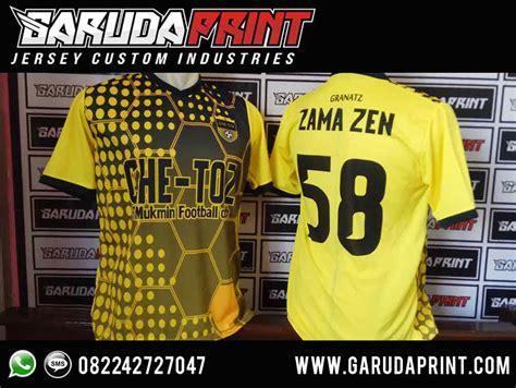 Kaos Jersey Print Motif Kepala Tengkorak Warna Hitam Metal Hc desain kaos bola hitam kuning menjadi kaos yang terkeren