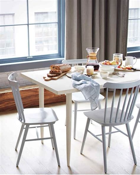 white wash dining room table 5 best modern white dining room table 500 on amazon