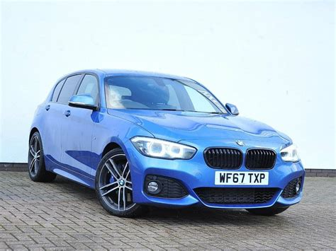 Sporty Series Size M used 2017 bmw 1 series 120d m sport shadow edition 5 door for sale in exeter pistonheads