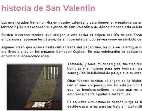 historia dia de san valentin conoce la historia dia de san valentin mil recursos