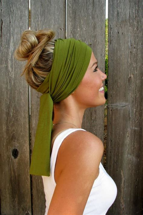 best way to wear longer hair behind the ears the 25 best head scarfs ideas on pinterest head scarf
