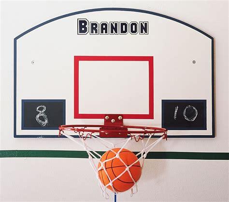 basketball hoop room left on highland
