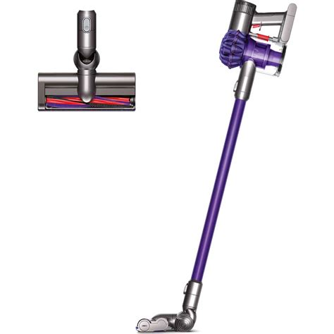 Vacuum Cleaner Wireless sealed dyson v6 sv04 animal handheld cordless bagless vacuum purple iron ebay