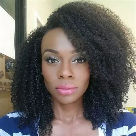 styling and afro weave http beautiffulcurls tumblr com love her makeup cab