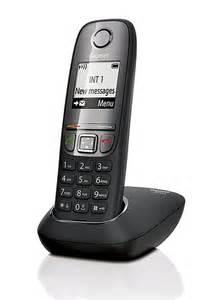t 233 l 233 phone sans fil gigaset as415 noir 4022874 darty