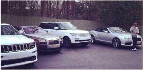 Car Tis rapper t i shows his car collection autoevolution