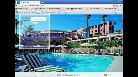 the hospitality hotspot login page hotspot mikrotik hotel youtube