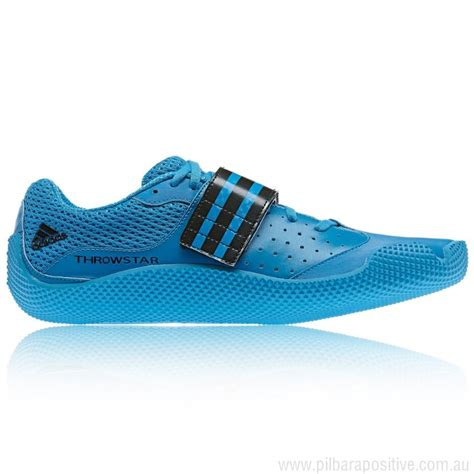 mens throwing shoes clearance blue adidas throwstar allround throwing shoe