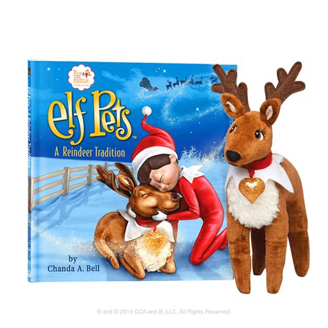 elf on the shelf pet reindeer coloring pages elf pets 174 a reindeer tradition the elf on the shelf