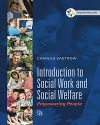 empowerment series an introduction to the profession of social work empowerment series introduction to social work and social