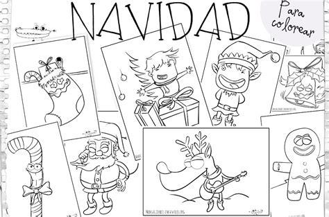 imagenes para colorear acerca de la navidad dibujos de navidad manualidades infantiles