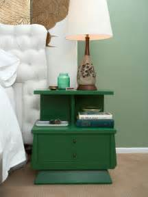 ideas for updating an old bedside tables diy diy bedside table with drawer and shelf free plans