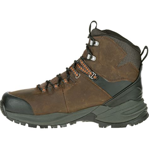 mens merrell boots merrell s phaserbound waterproof backpacking boot