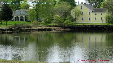wickford rhode island s waterfront landscape