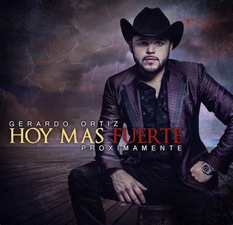 Gerardo Ortiz Y Banda Ms Favoritos A Los Premios De La Radio 2016 Gerardo Ortiz Hoy Fuerte 2015 Identi