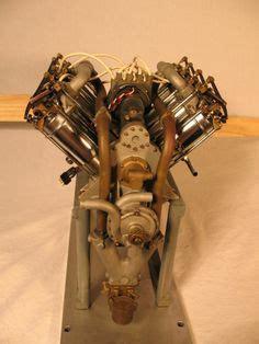 Ak 84 Engine Model Kit 1 4 scale running v8 engine autos fabrication