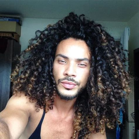 black hairstyles curly hair styles 45 playful curly hairstyles for black men menhairstylist com
