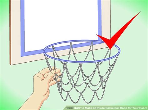 basketball net for bedroom how to make an inside basketball hoop for your room