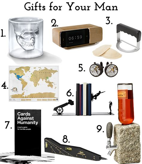 gifts for guys posh purpose gifts for your man
