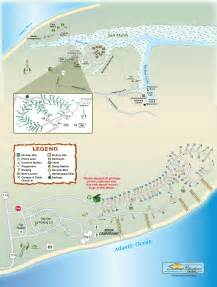 carolina cgrounds map edisto state park amenities rv parks in south