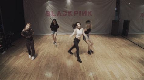 blackpink dance video black pink drop a dance practice video for whistle