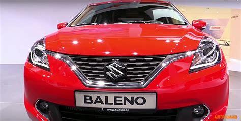 electric power steering 2000 suzuki esteem auto manual maruti baleno price feature list specification nexa review autopromag