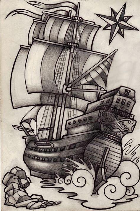 neotraditional galleon design by fabian alvarez sosa on