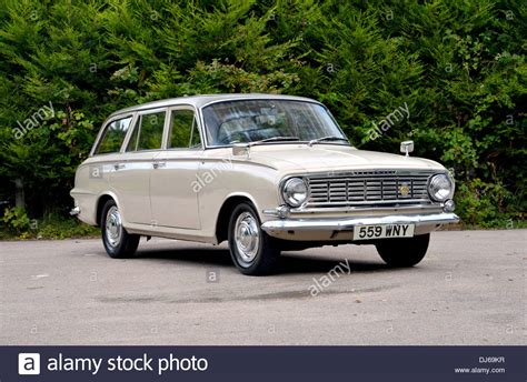 vauxhall victor estate 1960s vauxhall fb victor estate classic british car stock