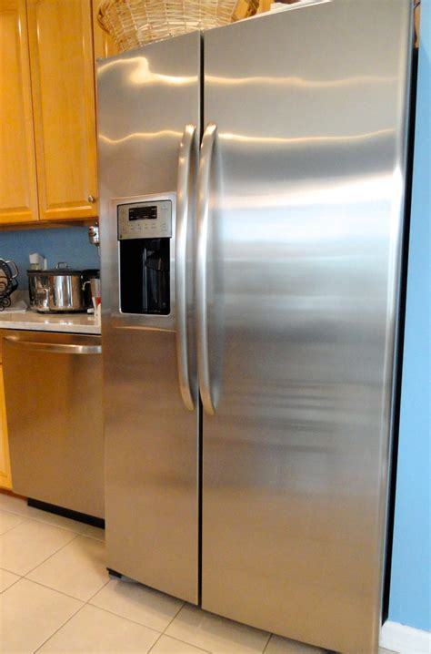 rachel s nest cleaning stainless steel appliances naturally