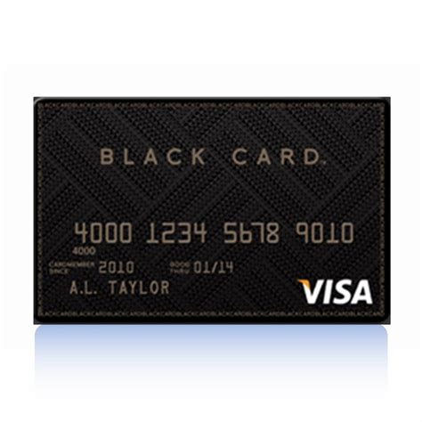 black card visa black card review
