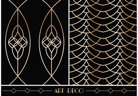 download pattern geometric art deco geometric vector patterns download free vector