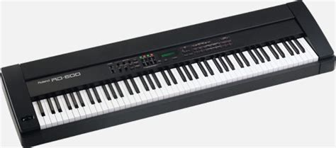 Keyboard Roland Rd 600 roland rd 600 digital stage piano