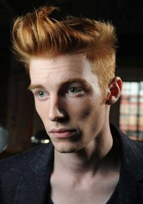 ginger men s hairstyles 25 best hair color for men mens hairstyles 2018