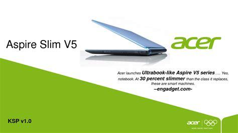 Harga Acer V5 471g I5 acer v5 471g aspire slim sinar computer
