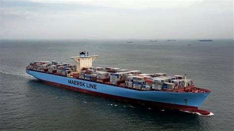 Mba Maersk International Shipping Education by Maersk Line Meets Polar Code Deck Officer