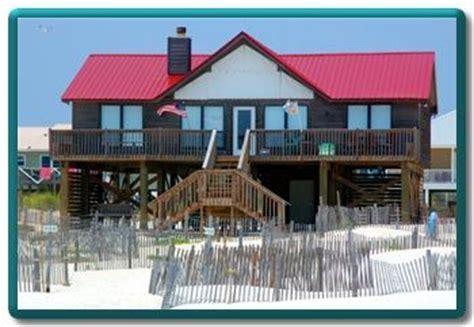 alabama gulf coast house rentals 9 best images about gulf coast alabama rentals on