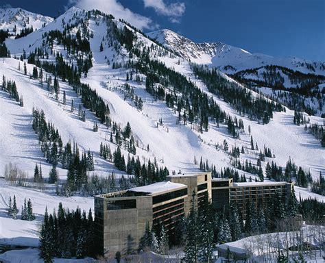 Snowbird Ticket Office by Cliff Lodge