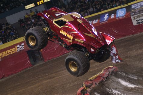 monster truck show worcester ma worcester massachusetts monster jam february 20 2011