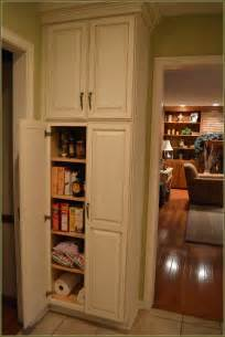 kitchen stand alone pantry cabinets home design ideas