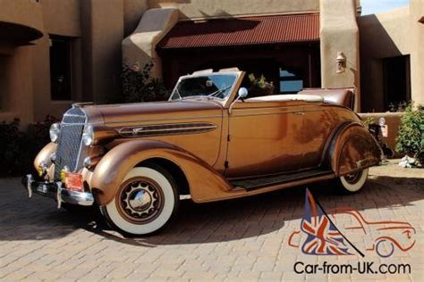 1936 chrysler coupe 1936 chrysler other convertible coupe