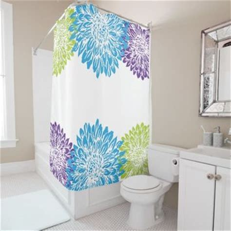 purple and lime green bathroom shop lime green shower curtain on wanelo