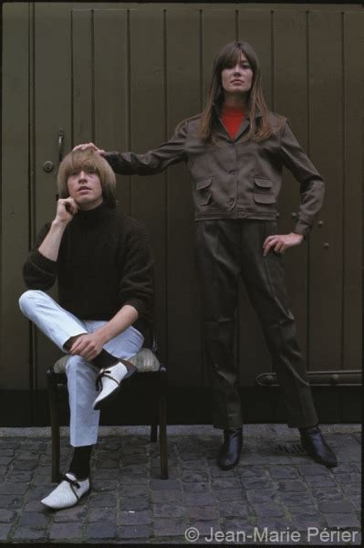 francoise hardy rolling stones fran 231 oise hardy engaging with brian jones the original