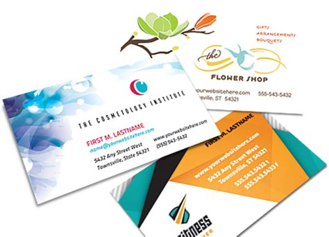 business card publisher template how to make a double sided business