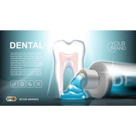 Free Dental Brochure Templates by Dentalcare Brochure Template Vector Free